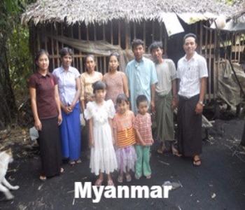Train Pastors in Burma